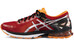 asics Gel-Kinsei 6 Shoe Men True Red/Silver/Hot Orange